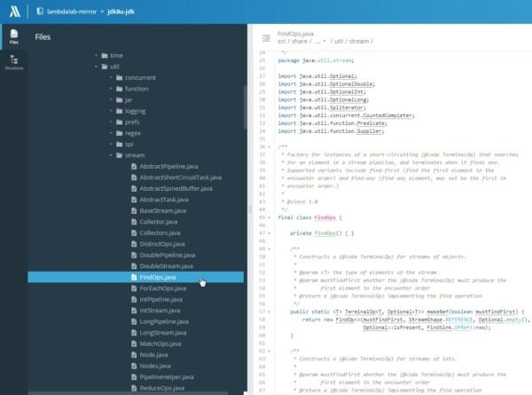Insight io - Code Intelligence on GitHub